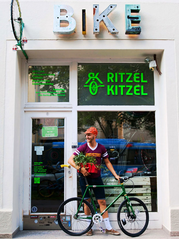 RITZEL KITZEL BIKE SHOP Hall of Fame