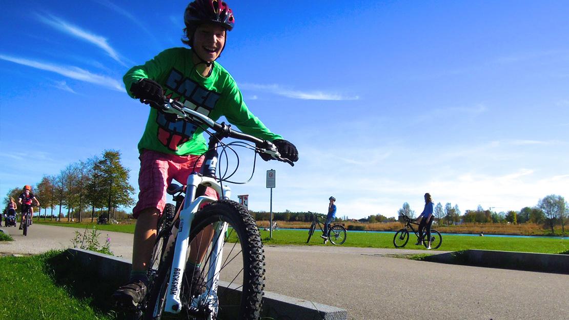 RITZEL KITZEL Bike Shop Fahrtechnik Kids